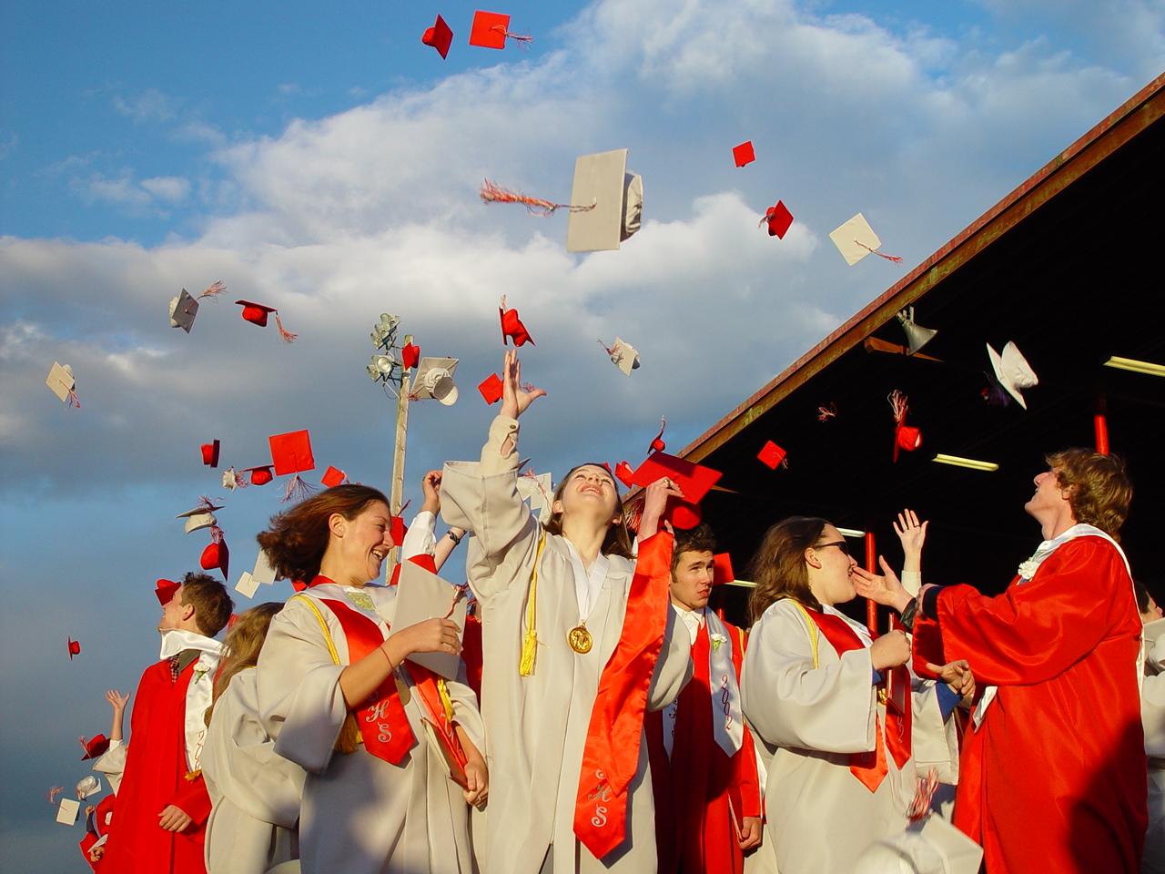 Antecedentes de la Ceremonia de Graduacion