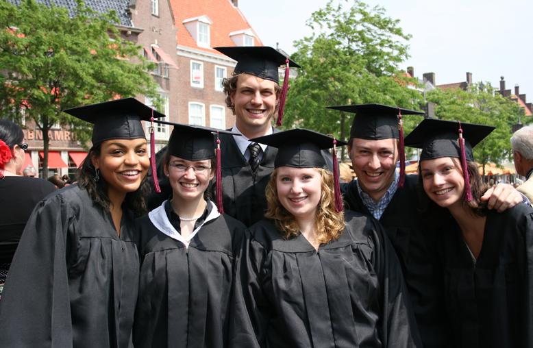 ¿Cuál  es el mejor escenario para tu foto de graduación?