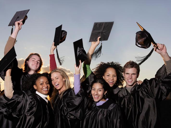 Tradiciones en la Graduación