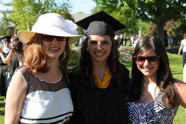 Los que no pueden faltar en tus fotos de graduación