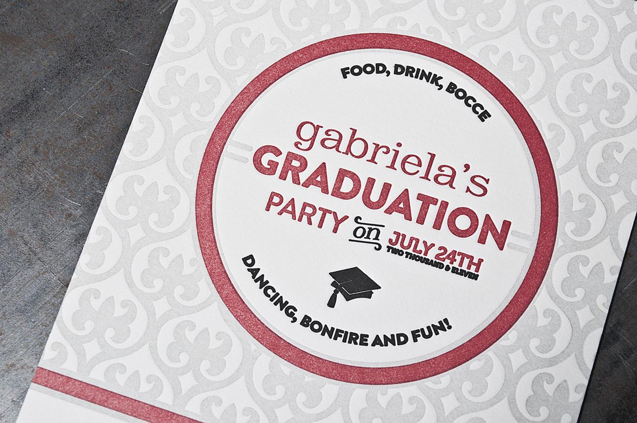 Tips para diseñar las mejores invitaciones de graduación