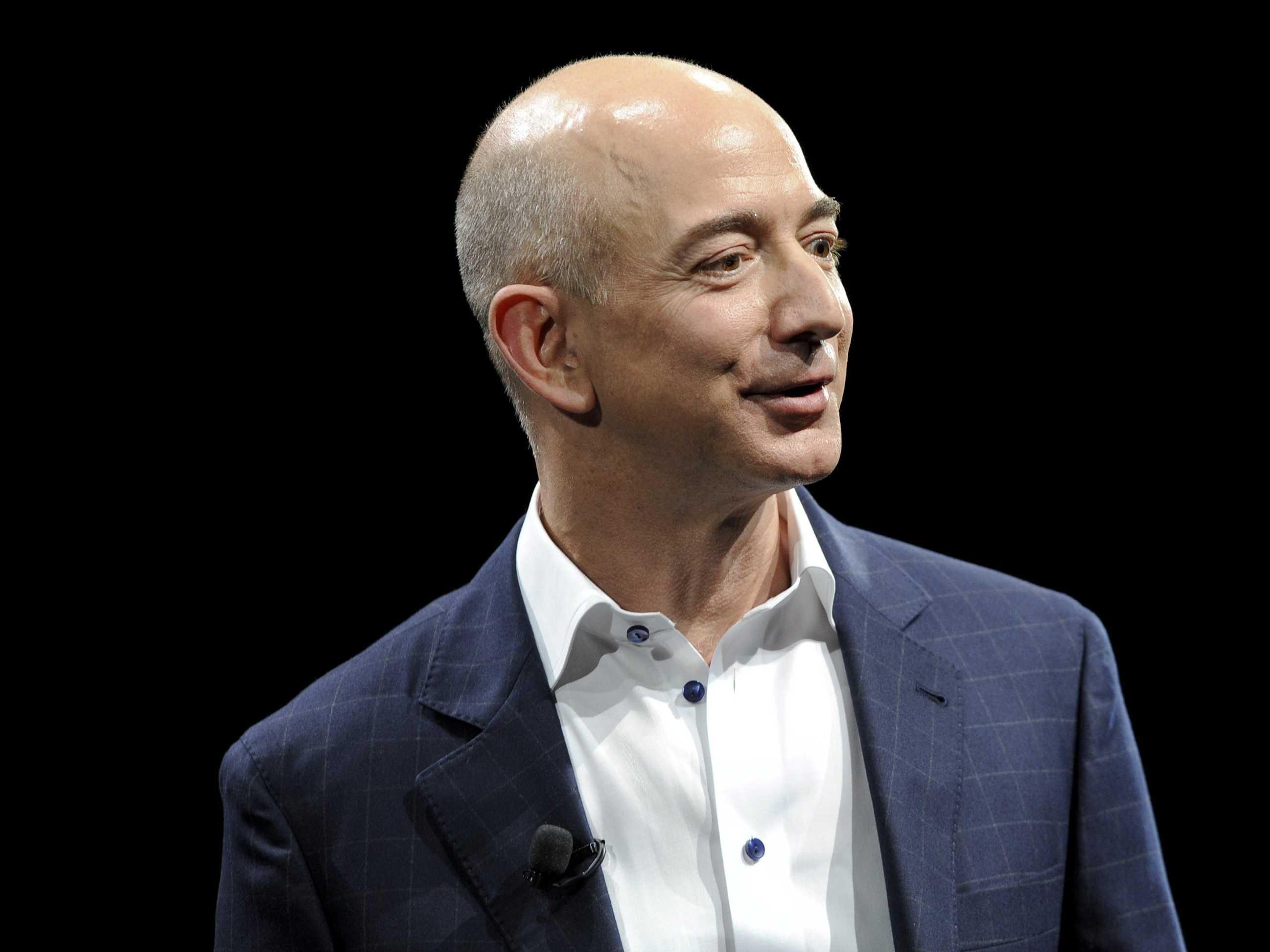 agradecimientos graduación más inspiradores: Jeff Bezos