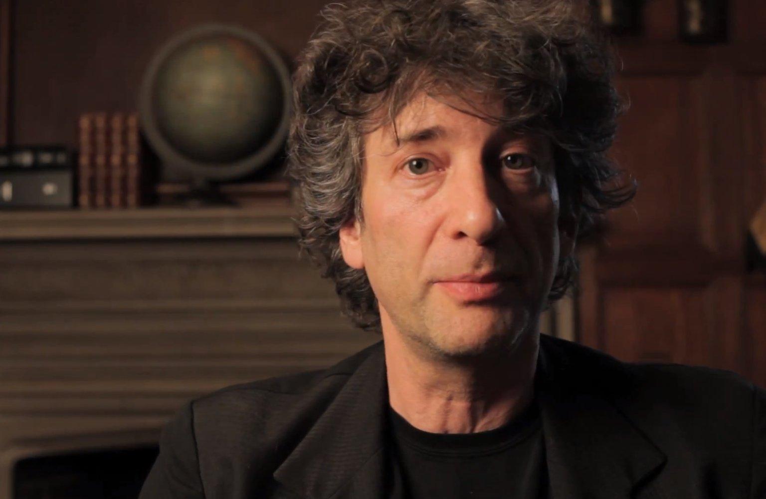 El Discurso de graduación de Neil Gaiman