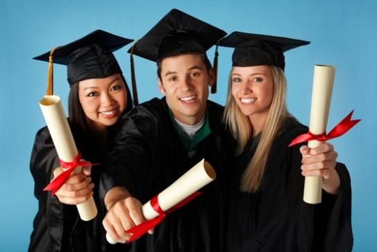 Cómo organizar una pequeña graduación