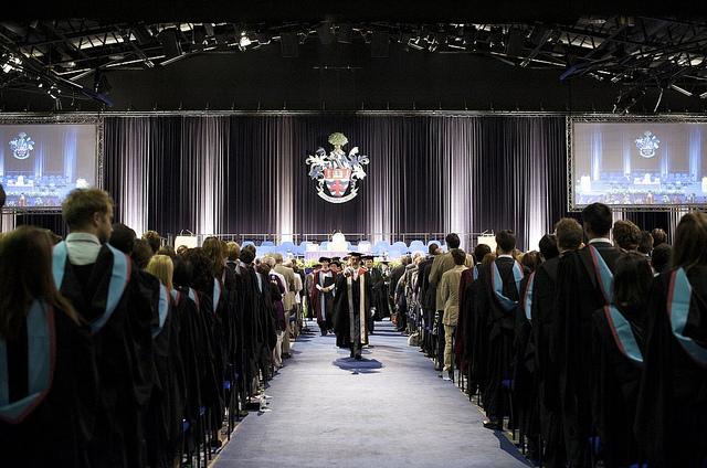 La graduación… ¿fin o principio?