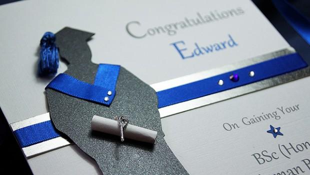 Las mejores frases para felicitar una graduación