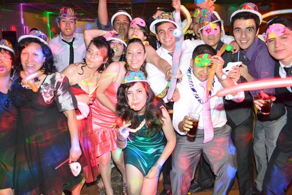 La fiesta de graduación y los gastos