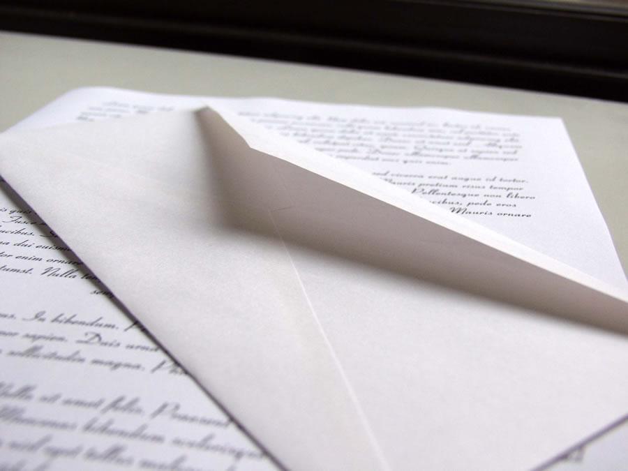 Ejemplo de carta para un graduado