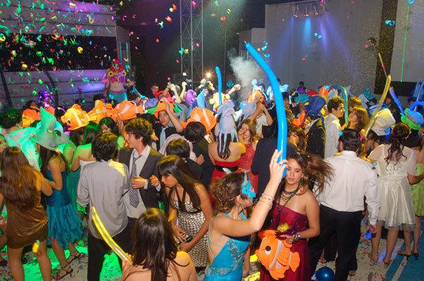 Cómo disfrutar de la mejor fiesta de graduación