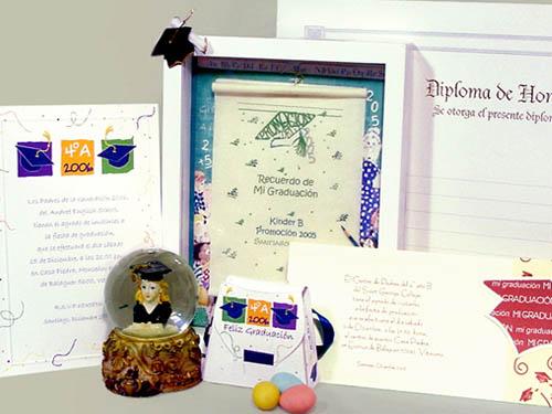 Invitaciones para la Graduacion