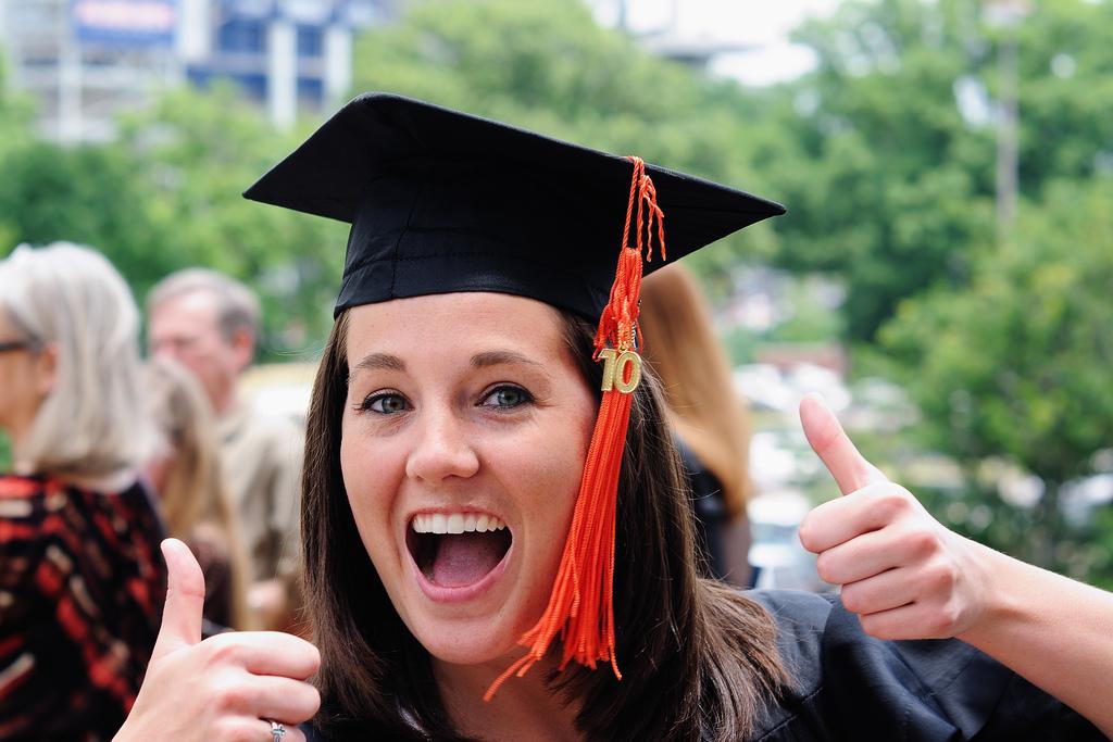 Tips para que nada arruine tu graduación