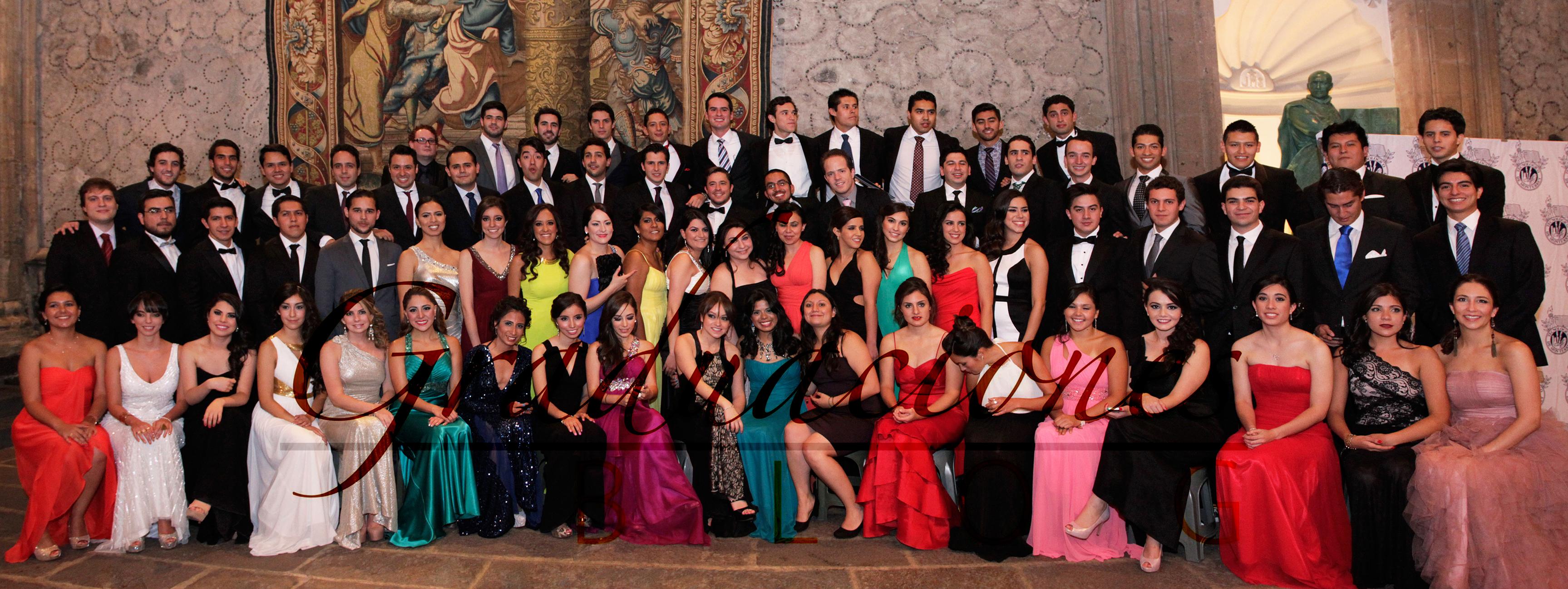 Graduación Tec. de Monterrey (ITESM) Vizcaínas 17 de mayo 2014