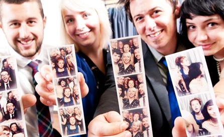 ¡Cabinas de fotografías para tu fiesta de graduación!